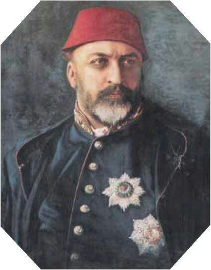 Sultan Abdulaziz- Ottoman Empire