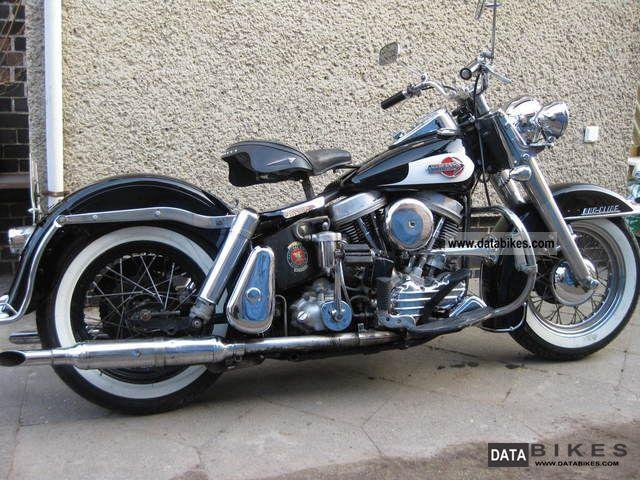 15 best HD Panhead 1959 images on Pinterest | Harley davidson ...