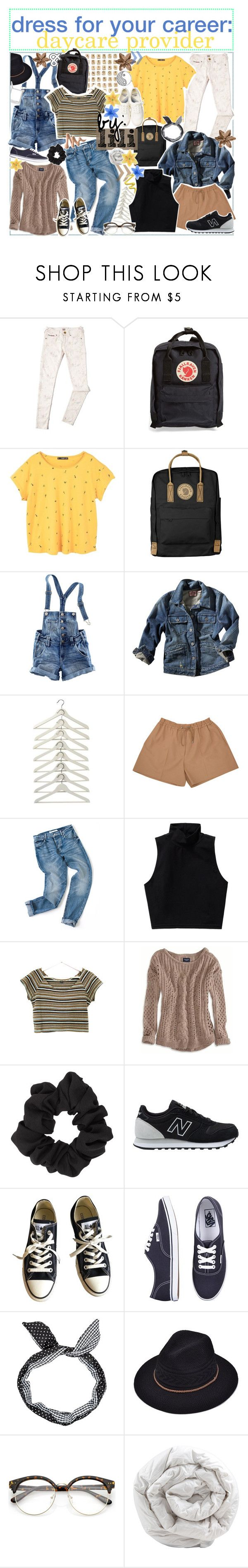 """""""dress for your career: daycare provider"""" by world-tips ❤ liked on Polyvore featuring Hasbro, Tommy Hilfiger, Fjällräven, MANGO, H&M, Juicy Couture, Acne Studios, Talula, American Eagle Outfitters and Miss Selfridge"""