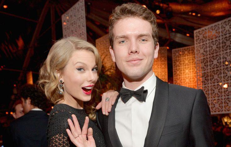 Taylor Swift mostra-se orgulhosa do irmão