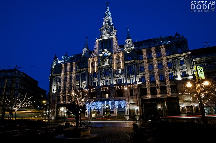 Boscolo Budapest Hotel | 5 star.  credit: Krisztian Bodis #Budapest