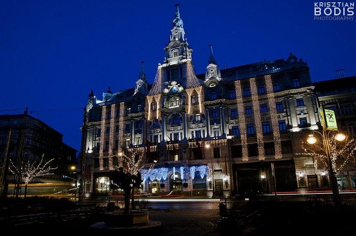 Boscolo Budapest Hotel   5 star.  credit: Krisztian Bodis #Budapest