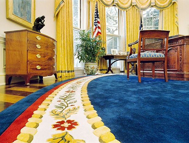 we toured the whole white house senate and house courtesy of my dad one amazing memory oval office floor9 floor