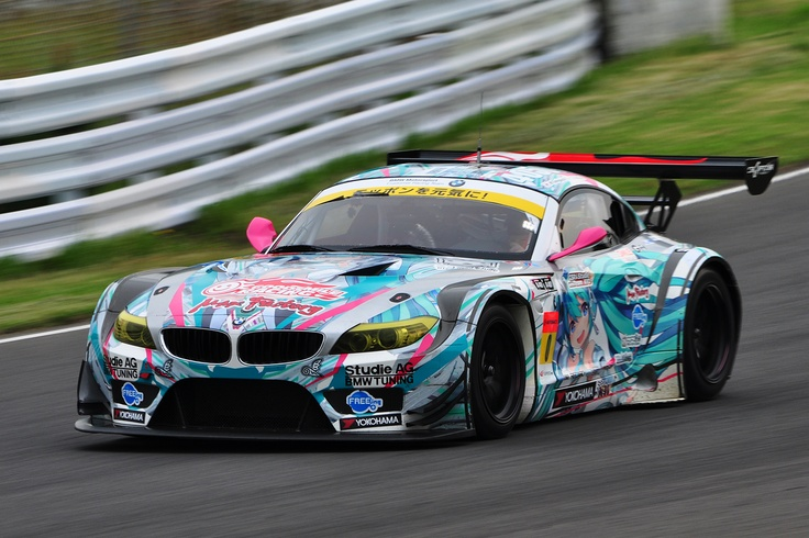BMW Performance Driving School >> 2012 Super GT BMW Z4 GT3 (Goodsmile racing) | Bmw z4, Bmw ...