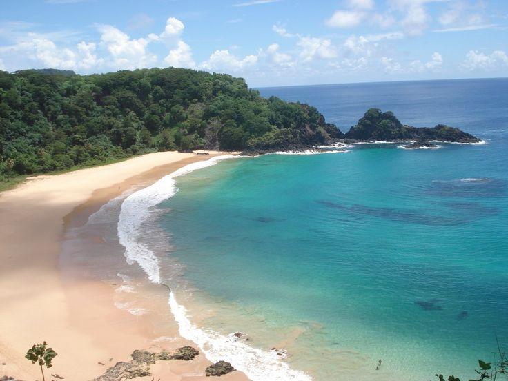Muchos aseguran que Playa do Sancho es la mejor de Brasil
