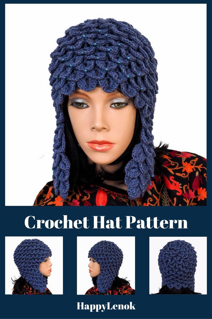 562 best crochet hat images on pinterest wire and womens crochet hats beanie crocheted patterns handmadecrafts slouchy hooks bankloansurffo Gallery