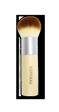 Seriously the softest brush ever!!  Quality brush that gives beautiful coverage and it's completely eco-friendly!