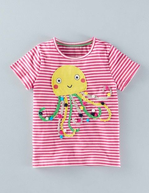 Under The Sea T-shirt 30005 Graphic T-Shirts at Boden