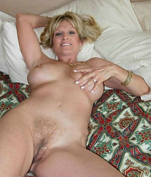 grayhaired nude women pussy