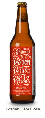 Almanac Beer Co. » Golden Gate Gose