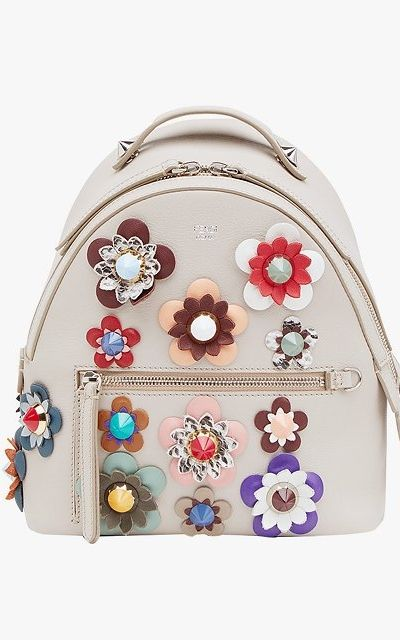 Fendi mini backpack, $2,650.