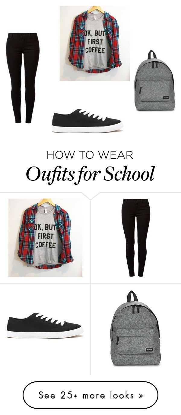 """school"" by alinda-spam on Polyvore featuring Dorothy Perkins, Forever 21 and Quiksilver"
