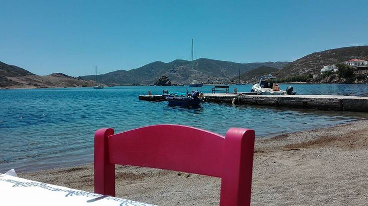 That moment, when you drink the first sip of iced ouzo, unwittingly flushing your lips from the saltiness of the sea, you realize that there is nothing truer than summer in Greece.