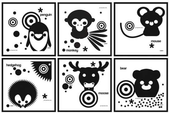 34 Best Infants Visual Stimulation Images On Pinterest High Contrast Infants And Newborns