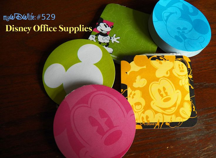 disney office decor. disney office sticky notes decor i