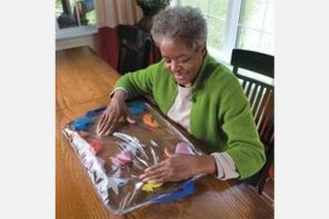 Calm and soothe your senior without using drugs. Try these 6 inexpensive sensory…