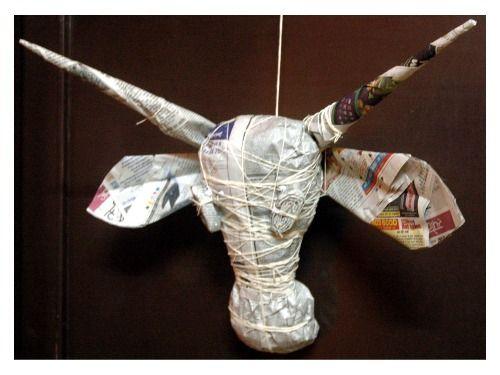 Paper sculpture -32 - Cost   25, 000/- Rupees