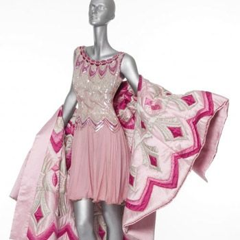 The collection at the Fashion and Texile Museum in Paris brings together 16,000 costumes ranging from the 18th century onwards, alongside 35,000 fashion...