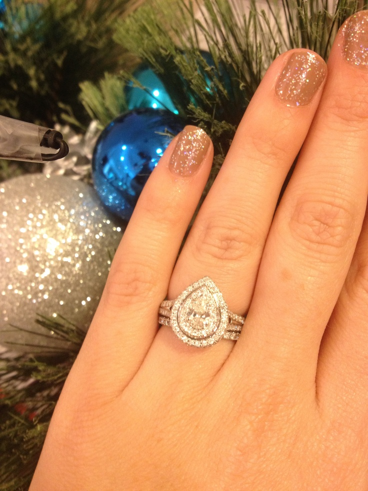 New Kay Jewelers Pear Shaped Engagement Rings