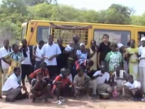 INFORME MISIONERO DE GUINEA BISSAU - IPUC