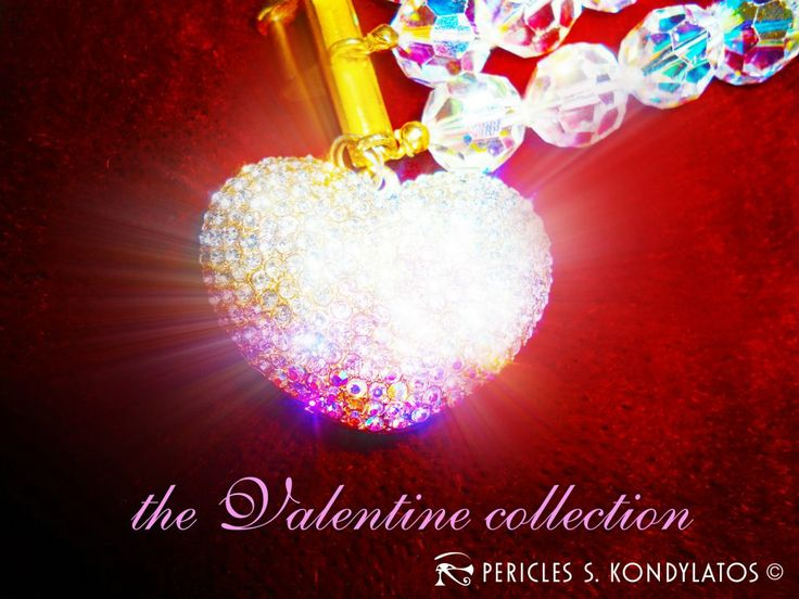 The Valentine Collection by Pericles Kondylatos