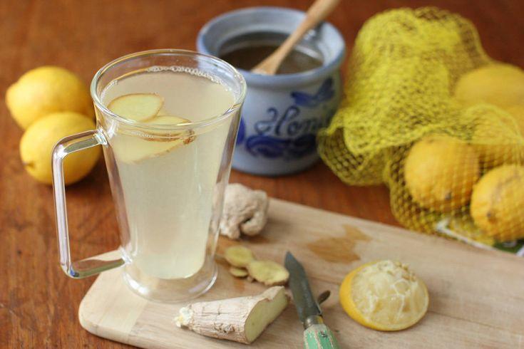 Ayurvedik ballı limonlu zencefil çayı tarifi