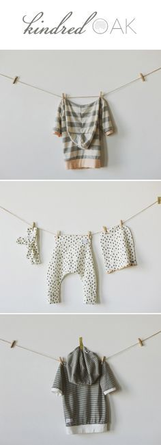 Stylish baby and toddler clothes.  #babyclothes