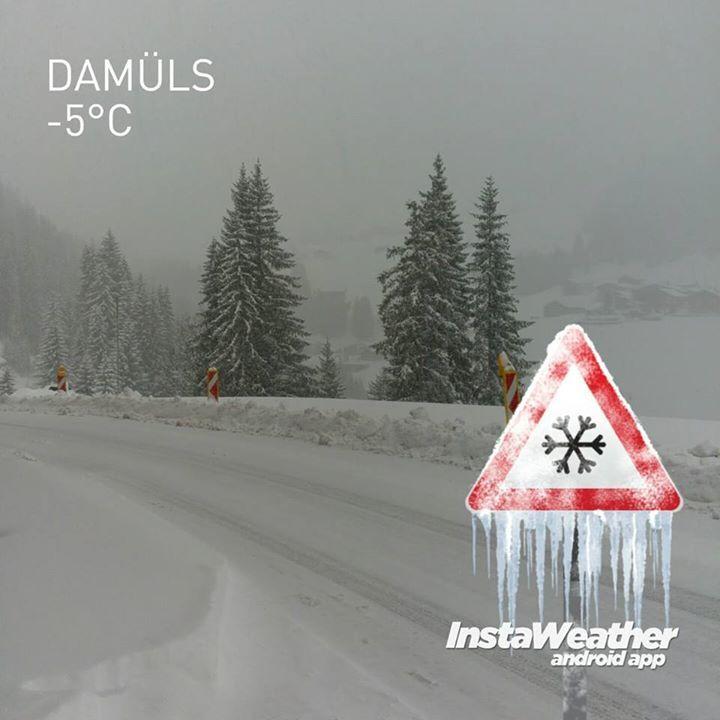 #gutenmorgen #topofthemountain #damüls #winterishere