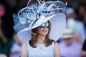 Image result for kentucky derby hats 2017
