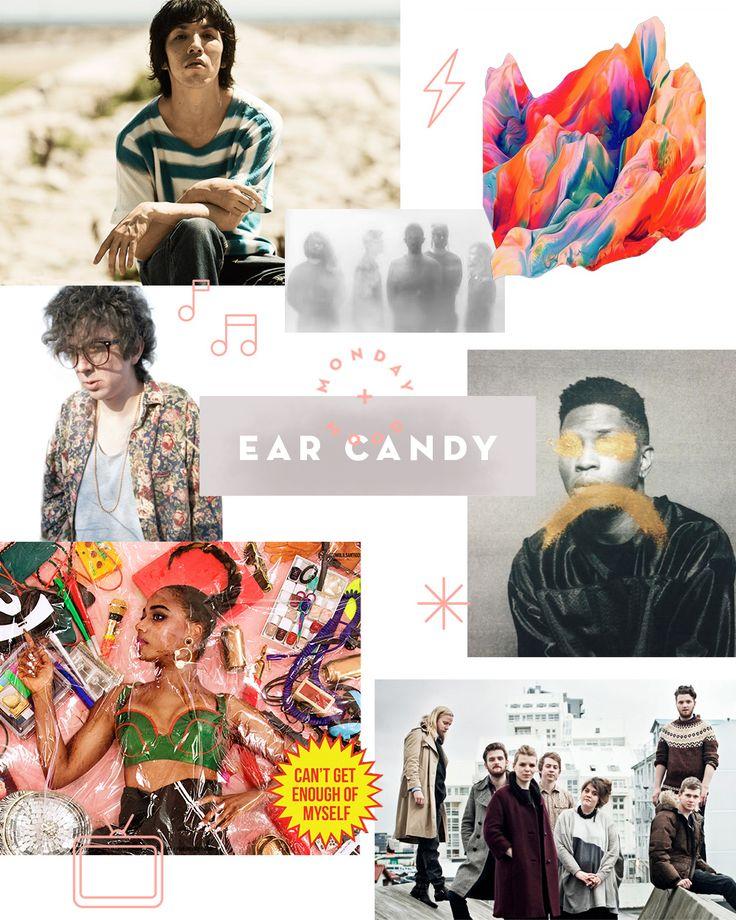 Monday Mood: Ear Candy
