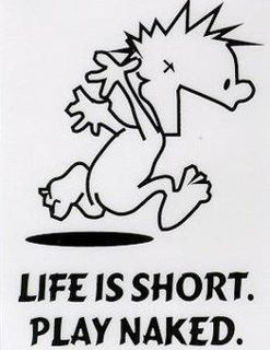 YAAAAAY \o/Life Is Shorts, Laugh, Quotes, Plays Naked, Funny Stuff, Humor, Bumper Stickers, Things, Calvin
