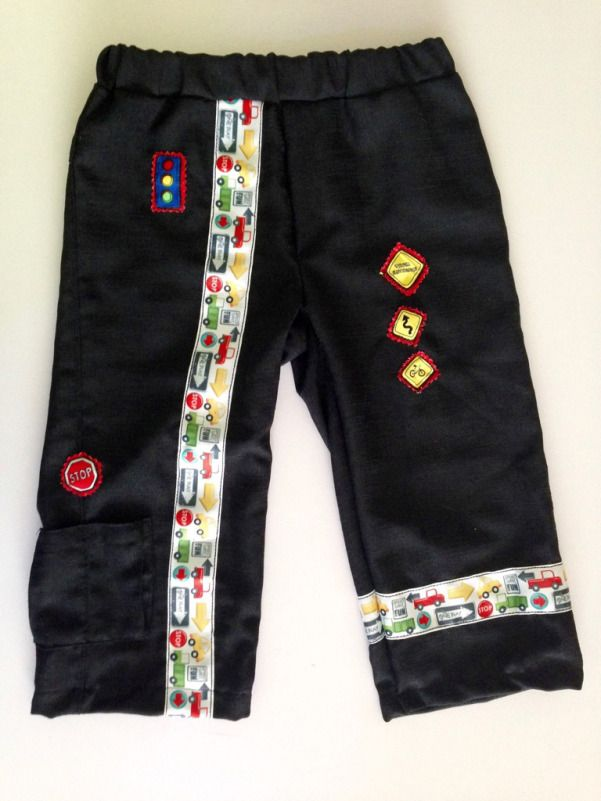 Ottobre Traffic Pants