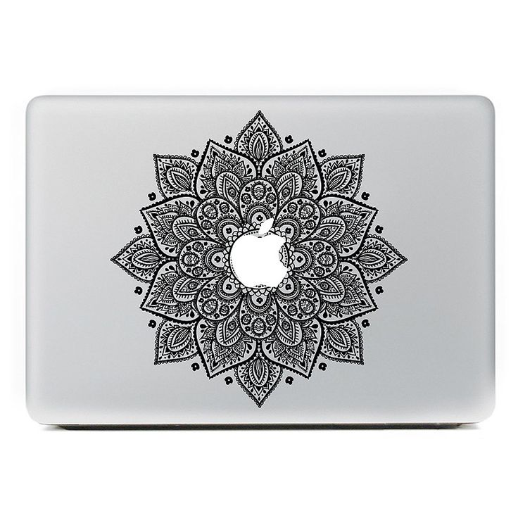 """iCasso Leaves Removable Vinyl Decal Sticker Skin for Apple Macbook Pro Air Mac 13"""" inch / Unibody 13 Inch Laptop"""