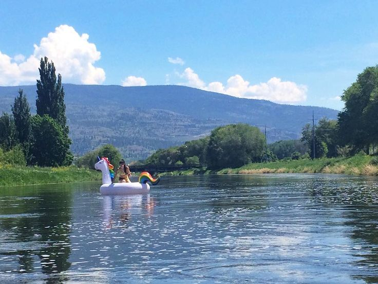 7 lazy rivers to float down this summer in BC   Daily Hive Vancouver
