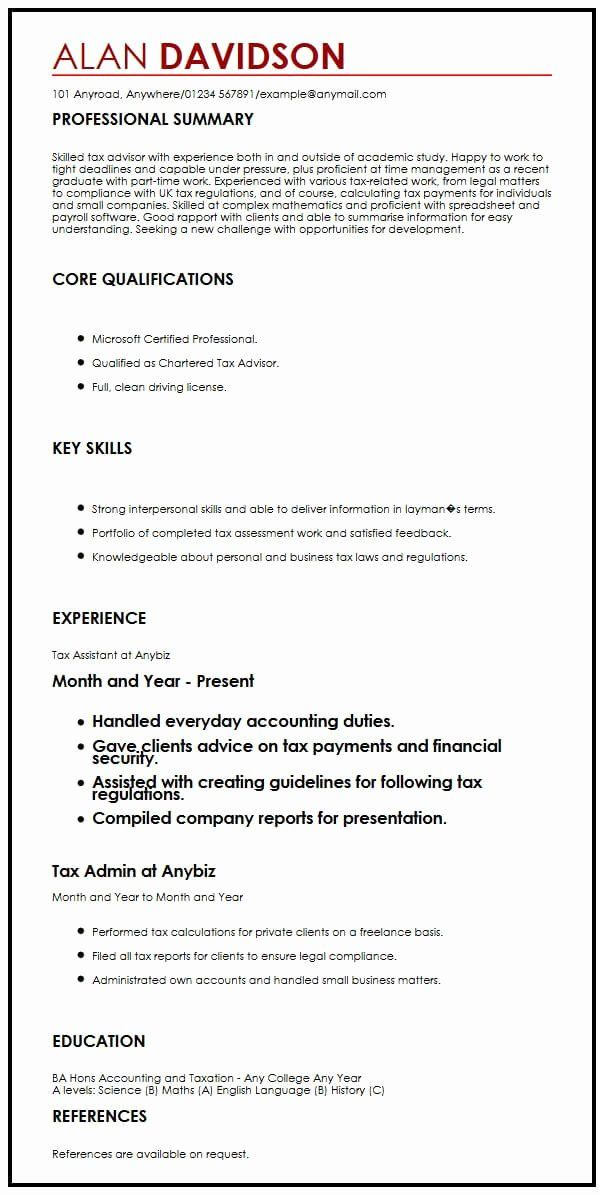 Resume For Graduate School Example Best Of Cv Sample For Graduate Students Myperfectcv Resume Examples Cover Letter For Resume Cv Template