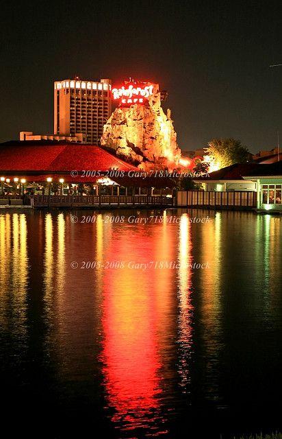 Downtown Disney in Orlando Florida, via Flickr