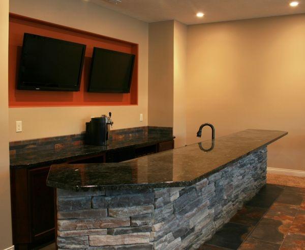 17 Best Ideas About Stone Bar On Pinterest Basement Bars Basement Bar Desi