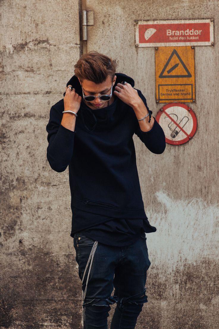 HIOS – NERO SWEAT BLACK. #HIOS #Fashion #Men'sWear.