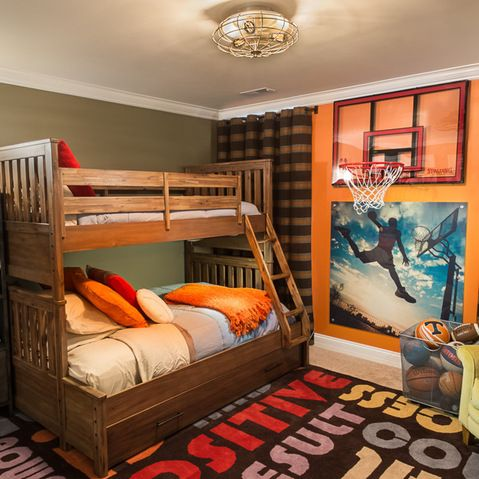 Teenage Boy Bedroom Design Ideas, Pictures, Remodel, and Decor - page 43