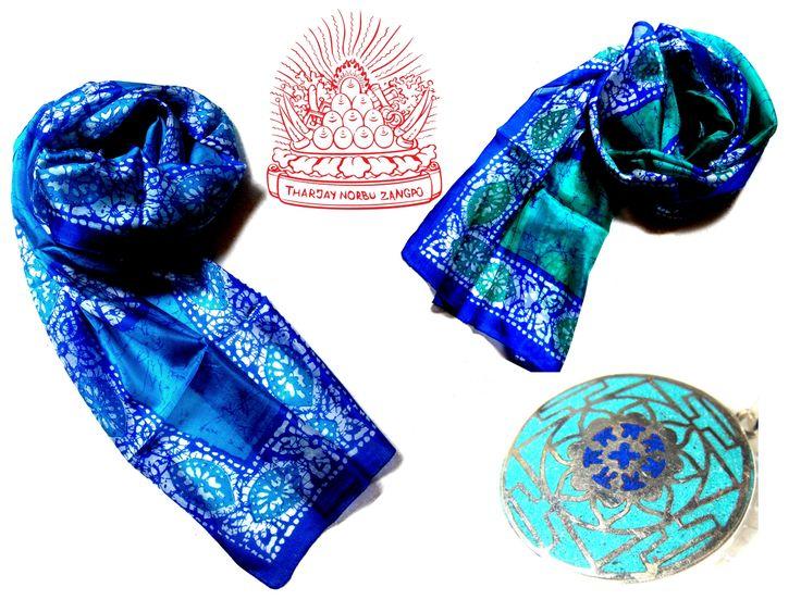 A képen látható 50x180 cm méretű sálakat 4.490,- ft-ért webáruházunkban itt találod: http://www.tibetan-shop-tharjay-norbu-zangpo.hu/sál/sál-selyem-hernyóselyem-tiszta-selyem-silk