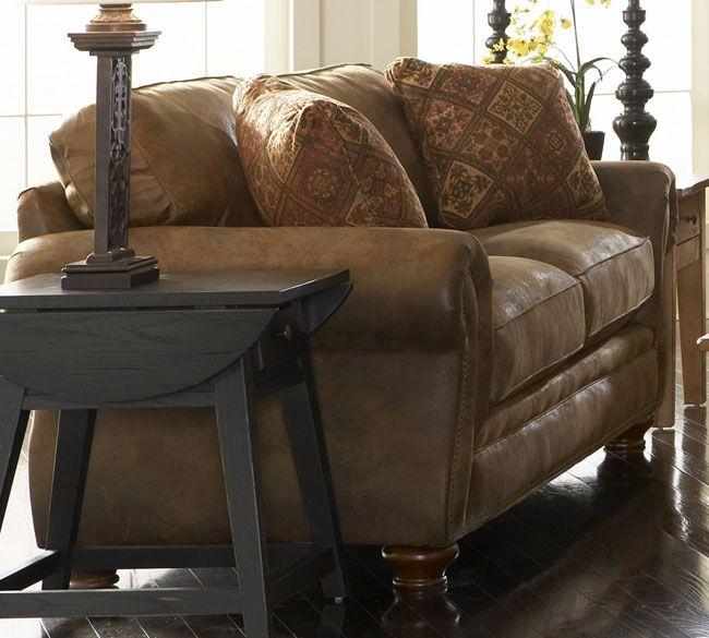 Broyhill Microfiber Sofa