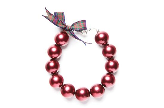 Coco bracelet - Claret