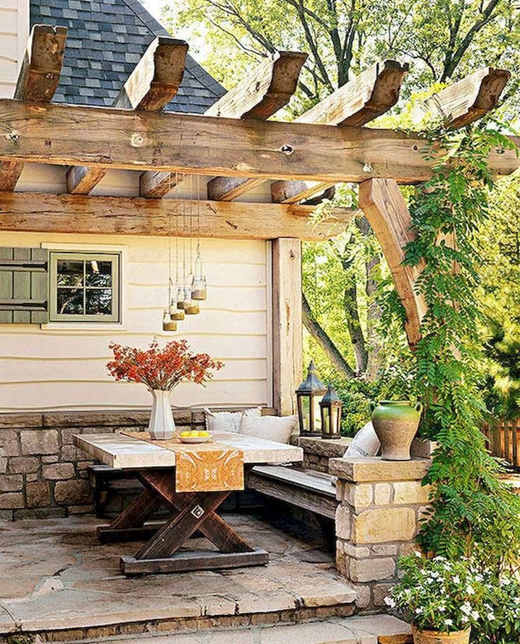 60 Inspired Small Patio Deck Design Ideas on A Budget