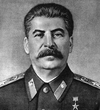 Revisando la Segunda Guerra Mundial: Iósif Vissariónovich Stalin