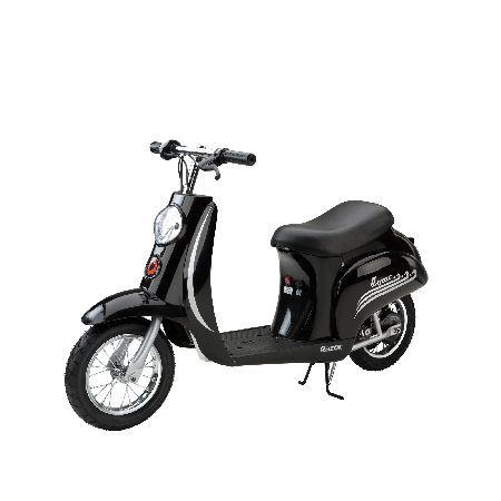Razor Pocket Mod Vapour Vintage-inspired styling meets high performance with the classic Italian scooter design, top speeds of up to 15 mph and the ability to travel up to 10 miles on a single charge. Key features include ch http://www.MightGet.com/february-2017-3/razor-pocket-mod-vapour.asp