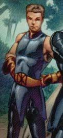"Roberto TREFUSIS   Earth 311   ""Robert DRAKE"" (ICEMAN)   Marvel 1602#1 (2003)   One DAY One HERO"