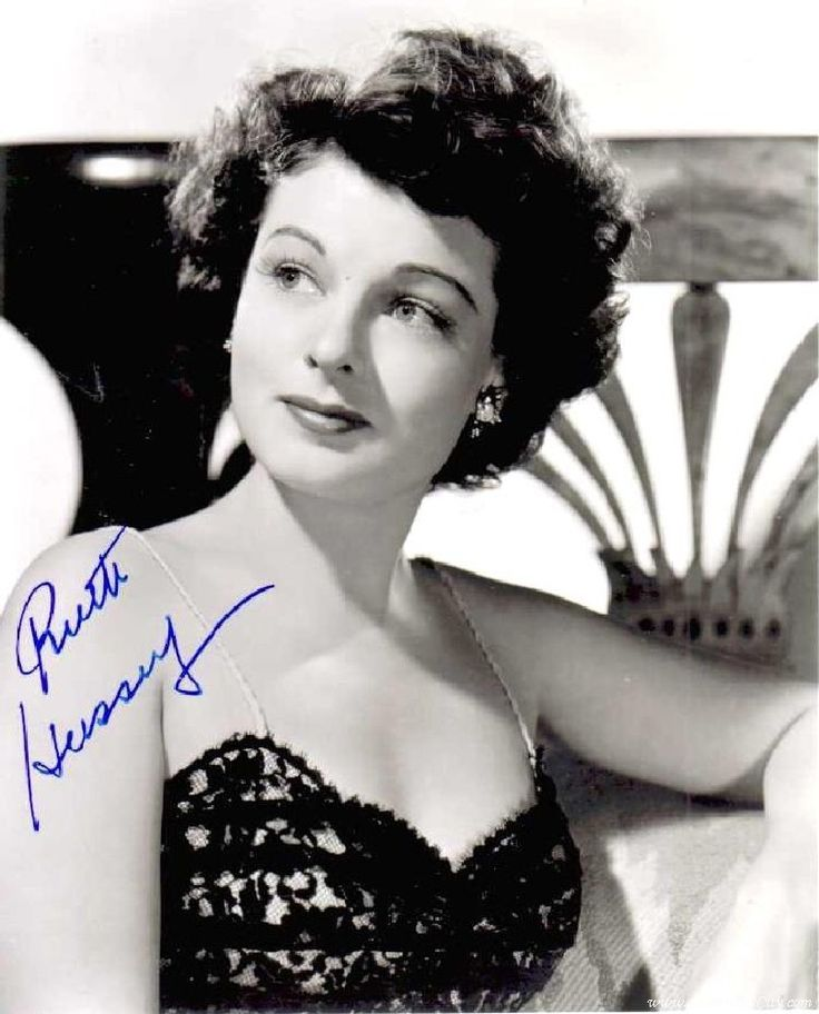 Ruth Hussey.  A picture was ALWAYS better with Ruth in it.