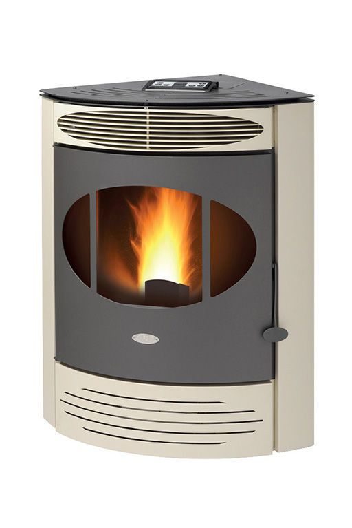 Discover All The Information About Product Pellet Heating Stove Contemporary Steel Earthenware