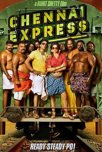 I am glad I've Shah Rukh in Chennai Express, avers Deepika Padukone!