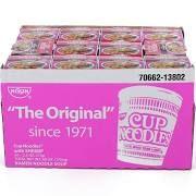 Nissin Cup Noodles Shrimp Flavor, 24-Pack, 2.5-Ounces - Sale Price Limit 7